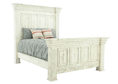 Image for TERRA WHITE KING BED