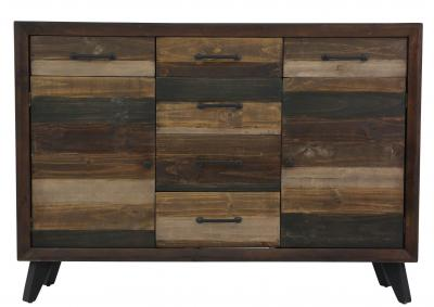 Image for VICTORIA 6 DRAWER BUFFET
