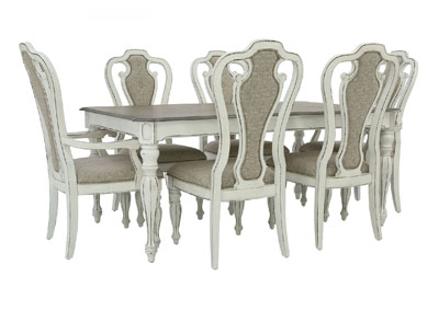 Image for MAGNOLIA MANOR 7PC DINING SET