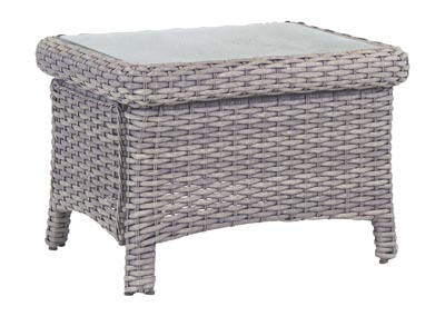 Image for ST TROPEZ STONE END TABLE