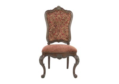 Image for GENEVIEVE UPHOLSTERED SIDE CHAIR