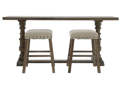 Image for CHARLESTON II 3 PIECE SOFA BAR SET