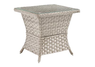 Image for MAYFAIR PEBBLE END TABLE