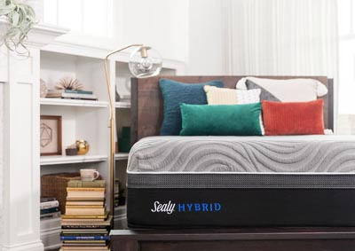 COPPER II FIRM HYBRID KING MATTRESS,SEALY MATTRESS MANUFACTURING COMPANY