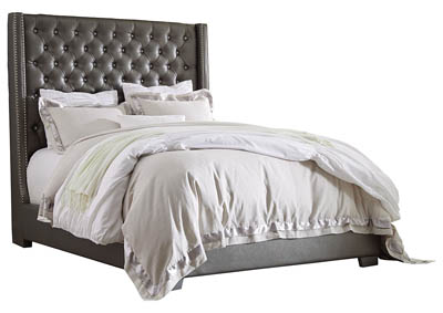 Image for CORALAYNE FULL UPHOLSTERED BED