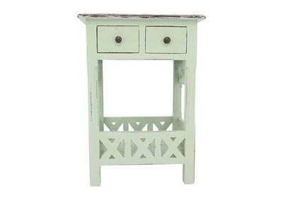 Image for CHRISTIAN TIDEWATER ACCENT TABLE