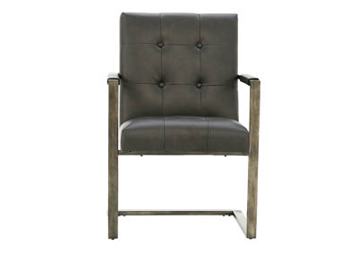 Image for STARMORE BROWN HOME OFFICE DESK CHAIR