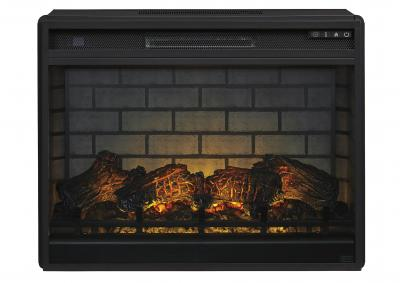 Image for ENTERTAINMENT ACCESSORIES LARGE FIREPLACE INSERT INFRARED