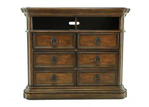 SAN MATEO MEDIA CHEST,PULASKI FURNITURE CORPORATION