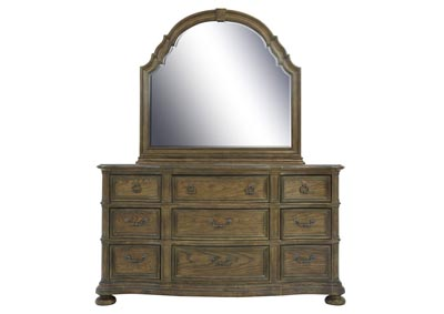 Image for BIG SKY DRESSER AND MIRROR