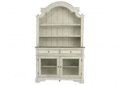 Image for STEVENSON MANOR BUFFET AND HUTCH SET