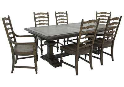 Image for BIG SKY 7 PIECE DINING SET