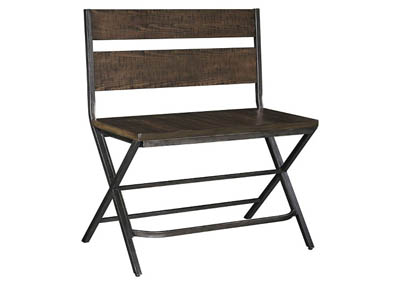 Image for KAVARA DOUBLE BENCH