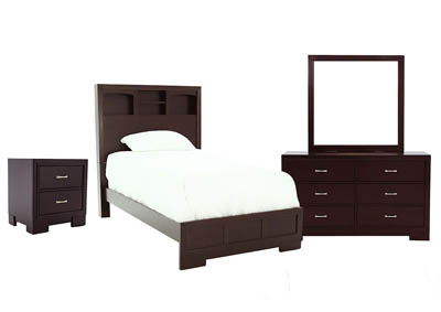 Image for WEBSTER TWIN BEDROOM SET