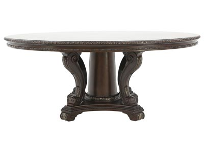 Image for GENEVIEVE ROUND DINING TABLE