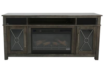 Image for HEATHROW ELECTRIC FIREPLACE