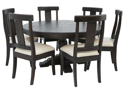Image for PARKS CHESTNUT 5 PIECE DINING