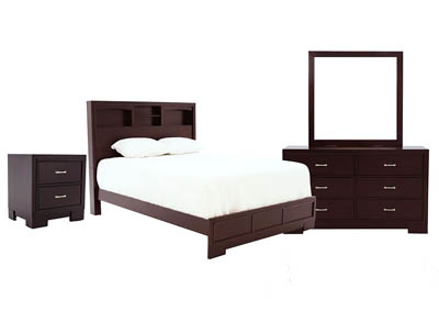 Image for WEBSTER KING BEDROOM SET
