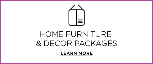 Home Furniture and Decor Packages