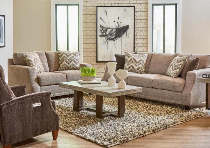 Jenkins Sofa and Loveseat,Jaron's Showcase