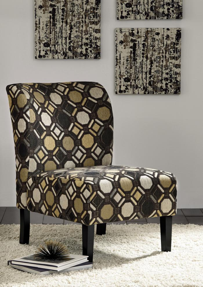 Trent Accent Chair,Jaron's Showcase