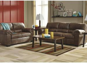 Balden Coffee Sofa and Loveseat