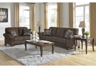Image for Miltonwood Sofa and Loveseat