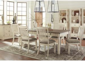 Image for Shayne Table and 6 Side Chairs