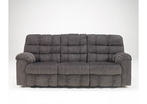 Image for Kingsley Reclining Sofa w/ Drop Down Table