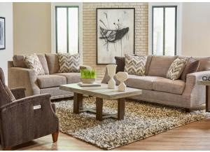 Jenkins Sofa and Loveseat