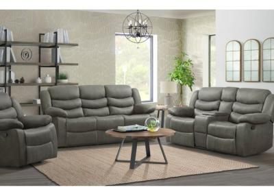 Image for Expedition Shadow Reclining Sofa and Reclining Loveseat