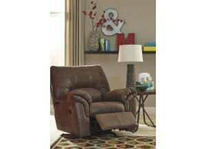 Image for Balden Coffee Rocker Recliner