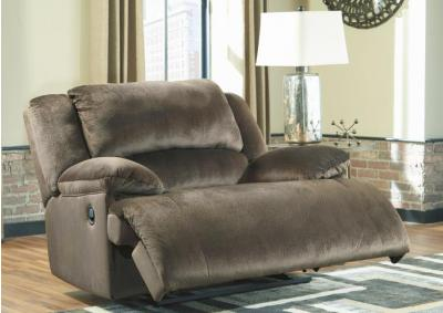 Brighton Chocolate Recliner 1/2