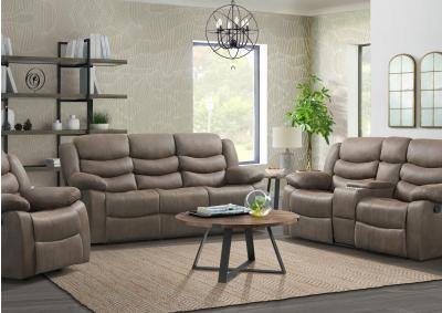 Image for Expedition Java Reclining Sofa and Reclining Loveseat