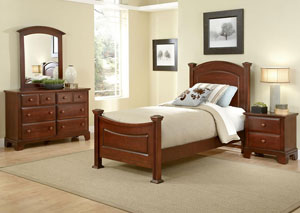 Image for Hamilton Jr Twin Storage Bed