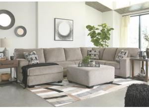 Image for Rollins LAF Chaise Sectional