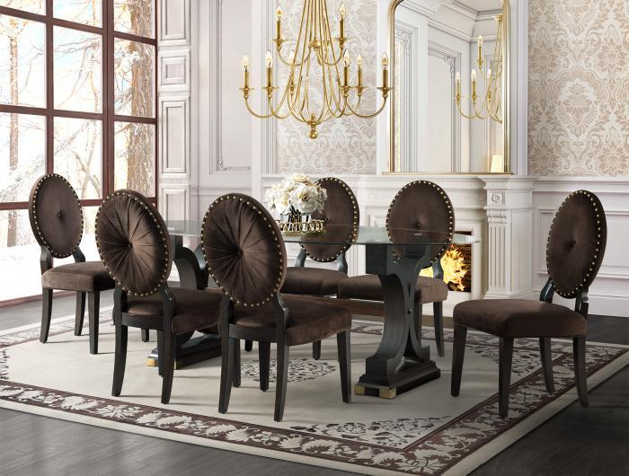 DMR-500 Table & 4 chairs ,Jerusalem Furniture