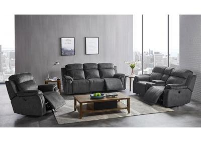 Image for U396-RECLINER SOFA & RECLINER LOVESEAT