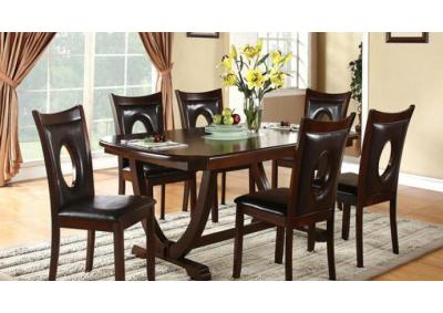Image for 21700- Table & 6 Chairs