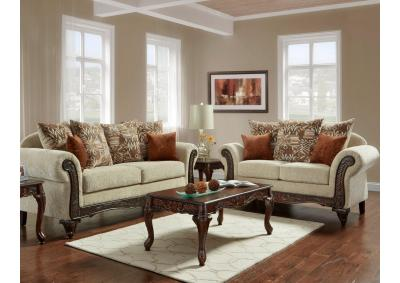 Image for 7300- SOFA & LOVESEAT