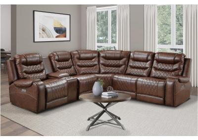 Image for U9045-6 PC SECTIONAL