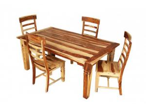 Image for 5pc Tahoe Rect Dining Set