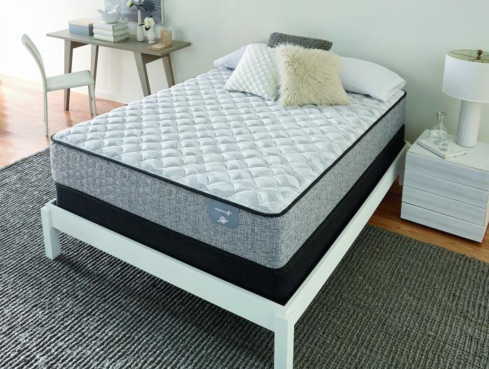 Serta Candlewood Firm Full Mattress Set Kemper Furniture