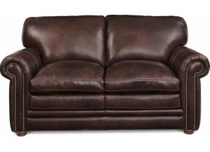 Image for La-Z-Boy Conway Leather Loveseat 730976 LB159977
