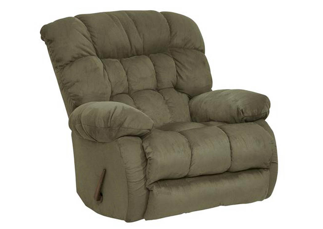 Teddy Sage Recliner,In-Store Products
