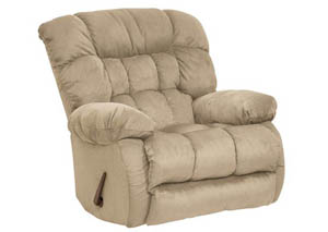 Image for Teddy Hazelnut Recliner