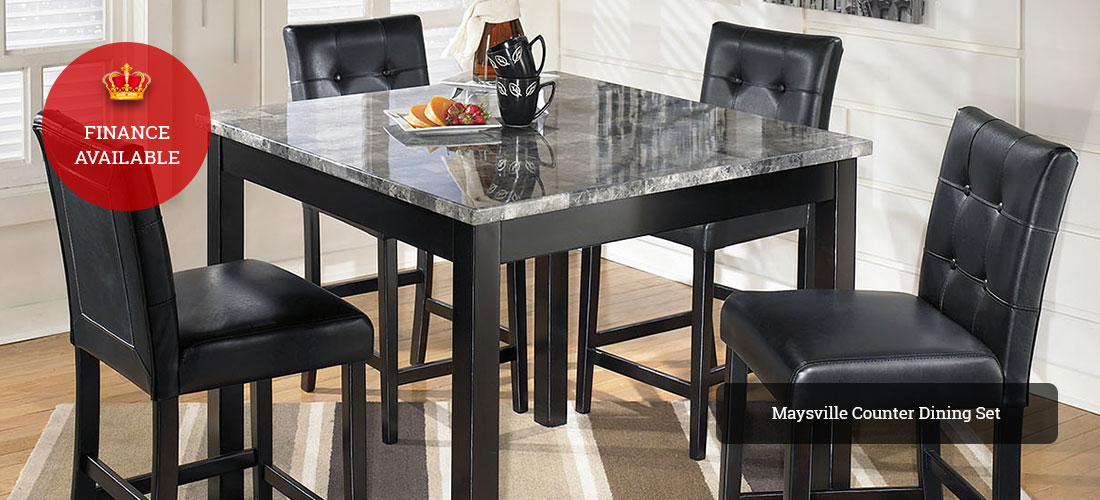 Maysville Counter Dining Set