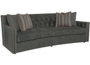 "Image for CANDACE LEATHER SOFA 7277LO (96"")"