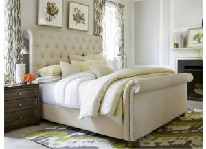 Image for THE BOHO CHIC QEEN BED