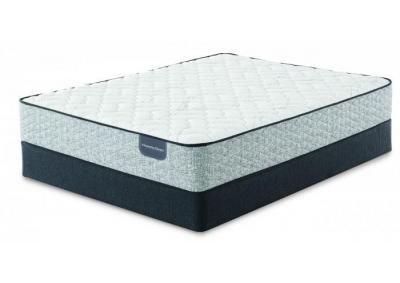 Image for Serta Majestic Pinedale Plush Twin Mattress w/boxspring